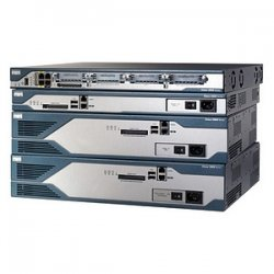 Cisco - CISCO2851-HSEC/K9-RF - Cisco 2851 Integrated Services Router - 4 x HWIC, 1 x NME-XD - 2 x 10/100/1000Base-T LAN, 2 x USB