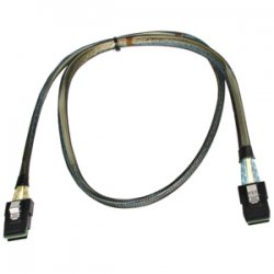 StarTech - SAS8787100 - StarTech.com 100cm Serial Attached SCSI SAS Cable - SFF-8087 to SFF-8087 - SAS for Network Device - 3.28 ft - 1 x SFF-8087 Male SAS - 1 x SFF-8087 Male SAS