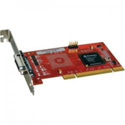 Comtrol - 30001-4 - Comtrol RocketPort INFINITY Octacable DB25 Multiport Serial Adapter - Universal PCI - 8 x DB-25 Male RS-232/422/485 Serial - Plug-in Card
