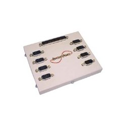 Comtrol - 30040-3 - Comtrol RocketPort 8-Port DB9M Interface Hub - 8 x 9-pin DB-9 Male RS-232/422/485
