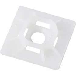 Gardner Bender - 45-MB - Gardner Bender Mounting Bracket for Cable Manager - 75 lb Load Capacity - Nylon - White