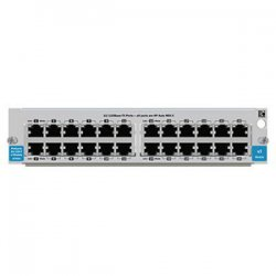 Hewlett Packard (HP) - J8765B - HP ProCurve 24-Port Fast Ethernet Switching Module - 24 x 10/100Base-TX