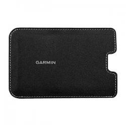 Garmin - 010-11478-04 - Garmin 010-11478-04 Carrying Case for Portable GPS Navigator - Leather, Suede Interior
