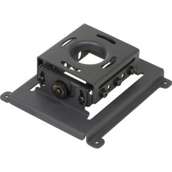 Premier Mounts - PDS-FCMA4-QL - Premier Mounts PDS-FCMA4-QL Ceiling Mount for Projector - 75 lb Load Capacity - Black