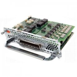Cisco - EM-HDA3FXS/4FXO-RF - Cisco 7-Port Voice/Fax Expansion Module - 3 x FXS, 4 x FXO