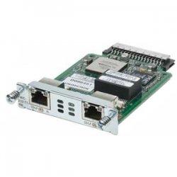 Cisco - HWIC-2CE1T1-PRI= - Cisco 2-Port Channelized E1/T1/ISDN-PRI HWIC - 2 x Channelized E1/T1/ISDN-PRI