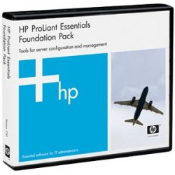 Hewlett Packard (HP) - 356604-B21 - ProLiant Foundation Pack Single Release - Upgrade package - 1 server - CD - for ProLiant DL360 G4, DL360 G4p, DL360 G5, DL380 G4, DL380 G5, DL385, ML350 G5, ML370 G4