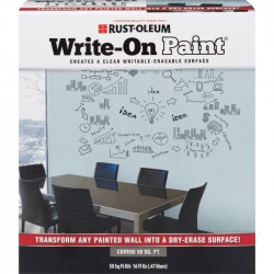 Rust-Oleum - 72105 - Rust-Oleum Write-On Paint - 16 oz - 1 Each - Clear