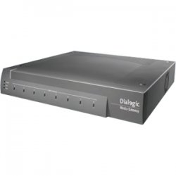 Dialogic - 884-211 - Dialogic DMG1008DNIW Media Gateway - 1 x RJ-45 - Management Port - Fast Ethernet