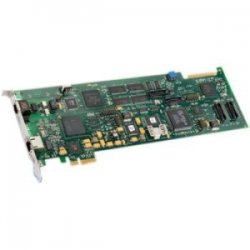 Dialogic - 901-001-08 - Dialogic Brooktrout TR1034+P16H-E1-1N-R Intelligent Fax Board - E-carrier - ITU-T V.34 - PCI