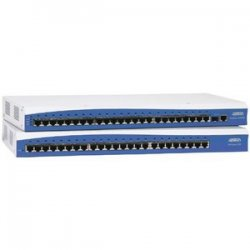 Adtran - 4200590E2 - Adtran NetVanta 1224STR Stackable Layer 3 Ethernet Switch - 24 x 10/100Base-TX, 1 x 10/100/1000Base-T