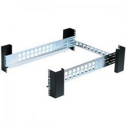 Rack Solution - 3UKIT-109 - Innovation 3U Rack Mount Rails - Steel - 200 lb