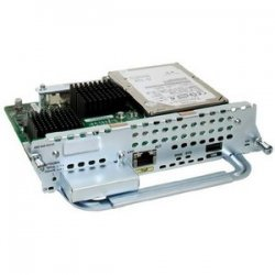 Cisco - NME-WAE-522-K9= - Cisco Wide Area Application Services Network Module - 1 x 10/100/1000Base-T
