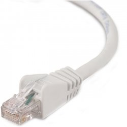 Belkin / Linksys - A3L9002-03-YLWS - Belkin Cat6 Patch Cable - RJ-45 Male - RJ-45 Male - 3ft - Yellow