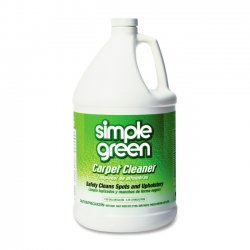 Simple Green - 0510000615128 - 1 Gallon Bottle Industrial Carpet Cleaner