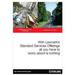 Lexmark - 2348101 - Lexmark LexOnSite Exchange - 1 Year - Service - On-site - Replacement - Physical Service