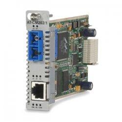 Allied Telesis - AT-CM202 - Allied Telesis Converteon AT-CM202 Media Converter - 1.24 Mile