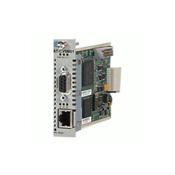 Allied Telesis - AT-CV5M01 - Allied Telesis AT-CV5M01 SNMP Series Management Card - 1 x 10/100Base-TX