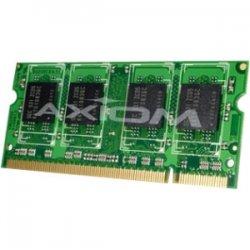 Axiom Memory - AX31333S9Z/8G - Axiom 8GB DDR3-1333 SODIMM # AX31333S9Z/8G - 8 GB (1 x 8 GB) - DDR3 SDRAM - 1333 MHz DDR3-1333/PC3-10600 - Non-ECC - Unbuffered - 204-pin - SoDIMM