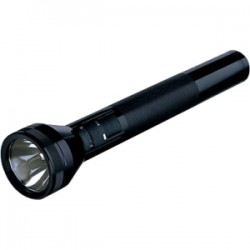 Streamlight - 26120 - Streamlight SL-20X Rechargeable Flashlight - 10 W - 1/2 D - Anodized AluminumCasing, PolycarbonateLens - Black