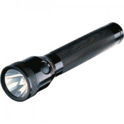 Streamlight - ST75000 - Streamlight Stinger Rechargeable Flashlight - Bulb - 6 W - Anodized AluminumBody, PolycarbonateLens - Black