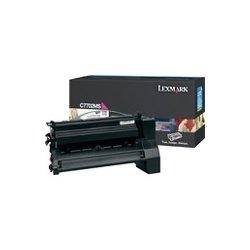 Lexmark - C7702MS - Lexmark Magenta Toner Cartridge - Laser - Magenta