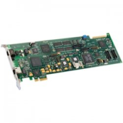 Dialogic - 901-006-11 - Dialogic Brooktrout TR1034+E24H-T1-1N Intelligent Fax Board - T-carrier - ITU-T V.34 - PCI Express