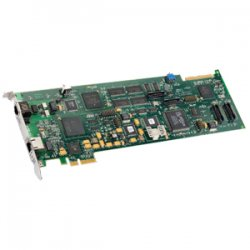 Dialogic - 901-007-12 - Dialogic Brooktrout TR1034+E8-8L Fax Boards - 8 x Analog - Group 3, ITU-T V.34 - PCI Express