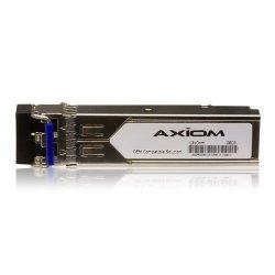 Axiom Memory - SFP-GIG-LX-AX - Axiom 1000BASE-LX SFP Transceiver for Alcatel - SFP-GIG-LX - 1 x 1000Base-LX1 Gbit/s