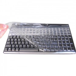 Cherry - KBCV23200W - Cherry Protective Cover - Supports Keyboard - Plastic