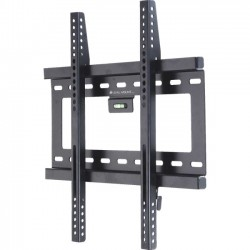 Elexa - HE400FT - Level Mount HE400FT Wall Mount for TV - 47 Screen Support - 200 lb Load Capacity - Matte Black