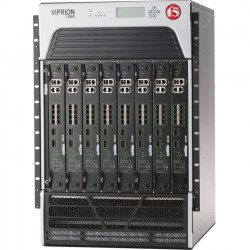 F5 Networks - F5-VPR-AFM-C4800-AC - F5 Networks VIPRION 4800 Chassis - 8 x Expansion Slots - Manageable - 16U High - Rack-mountable