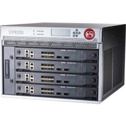 F5 Networks - F5-VPR-AFM-C4480-AC - F5 Networks VIPRION 4480 Chassis - 4 x Expansion Slots - Manageable - 7U High - Rack-mountable