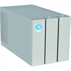 Seagate - STEY16000100 - LaCie 2big STEY16000100 16 TB External Hard Drive - Thunderbolt 2, USB 3.0 - 7200rpm