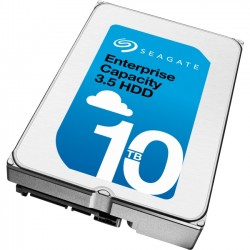 Seagate - ST10000NM0096-20PK - Seagate ST10000NM0096 10 TB 3.5 Internal Hard Drive - SAS - 7200rpm - 256 MB Buffer - Hot Pluggable - 20 Pack