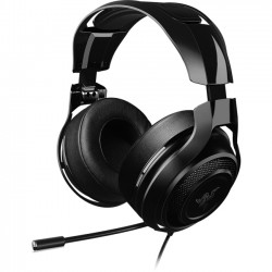 Razer - RZ04-01920200-R3U1 - Razer ManO'War 7.1 Headset - Stereo - Black - Wired - 32 Ohm - 20 Hz - 20 kHz - Over-the-head - Binaural - Circumaural