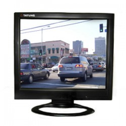 "Tatung - 7005L - Tatung NT17S 17"" LCD Monitor - 10 ms - 1280 x 1024 - 16.2 Million Colors - 300 Nit - 500:1 - SXGA - Speakers - VGA - Black"