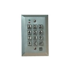 Corby Industries - 7066 - Corby Keypad - Single-Door - Outdoor - Key Code - 1 Door(s) - 12 V DC