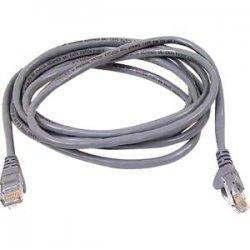 Belkin / Linksys - A3L980-25 - Belkin Cat.6 UTP Patch Cable - RJ-45 Male Network - RJ-45 Male Network - 25ft - Gray