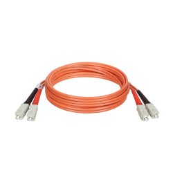 Tripp Lite - N320-30M - Tripp Lite 30M Duplex Multimode 62.5/125 Fiber Optic Patch Cable LC/LC 100' 100ft 30 Meter - LC Male Network - LC Male Network - 98.43ft