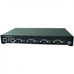 Comtrol - 99445-9 - Comtrol DeviceMaster RTS 4-Port Device Server - 4 x DB-9 , 2 x RJ-45