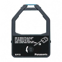 Panasonic - KX-P155 - Panasonic Black Cartridge - Dot Matrix - 1 Each
