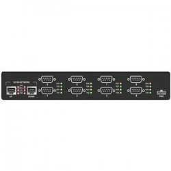 Comtrol - 99448-0 - Comtrol DeviceMaster RTS 8-Port Device Server - 8 x DB-9 , 2 x RJ-45