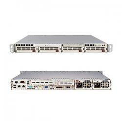 Supermicro - SYS-6015P-TR - Supermicro SuperServer 6015P-TR Barebone System - Intel 5000P - LGA771 Socket - Xeon (Quad-core), Xeon (Dual-core) - 1333MHz, 1066MHz, 667MHz Bus Speed - 32GB Memory Support - DVD-Reader (DVD-ROM) - Gigabit Ethernet - 1U Rack