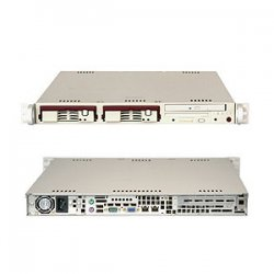 Supermicro - SYS-5015M-TB - Supermicro SuperServer 5015M-T Barebone System - Intel E7230 - LGA775 Socket - Pentium D (Dual-core), Pentium Extreme Edition), Pentium 4), Pentium 4 (Extreme Edition)), Celeron D) - 1066MHz, 800MHz, 533MHz Bus Speed - 8GB