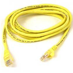 Belkin / Linksys - A7L504-1000YL-P - Belkin Cat5e Bulk Cable - 1000ft - Yellow