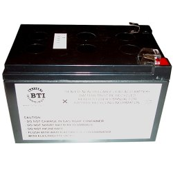 Battery Technology - RBC4-SLA4-BTI - BTI UPS Replacement Battery Cartridge - Lead Acid