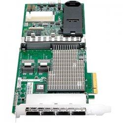Hewlett Packard (HP) - 487204-B21 - HP Smart Array P812 SAS RAID Controller - PCI Express x8 - Plug-in Card - RAID Supported - 0, 1, 1+0, 5, 6, 50, 60 RAID Level - 6 Total SAS Port(s) - 6 SAS Port(s) Internal