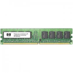 Hewlett Packard (HP) - 500672-B21 - HP 4GB DDR3 SDRAM Memory Module - 4 GB - DDR3 SDRAM - 1333 MHz DDR3-1333/PC3-10600 - ECC - Unbuffered - 240-pin - DIMM