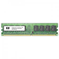 Hewlett Packard (HP) - 593907-B21 - HP-IMSourcing DS 2GB (1x2GB) 2RX8 PC3-10600R Memory Module - 2 GB (1 x 2 GB) - DDR3 SDRAM - 1333 MHz DDR3-1333/PC3-10600 - Registered